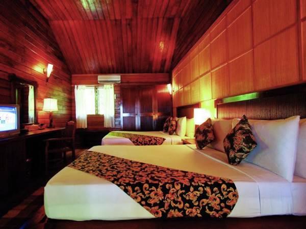 Manukan Island Resort - Exempel på rum