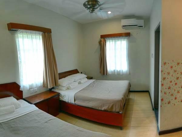 Sabah Tea Garden Cottages - Exempel på rum