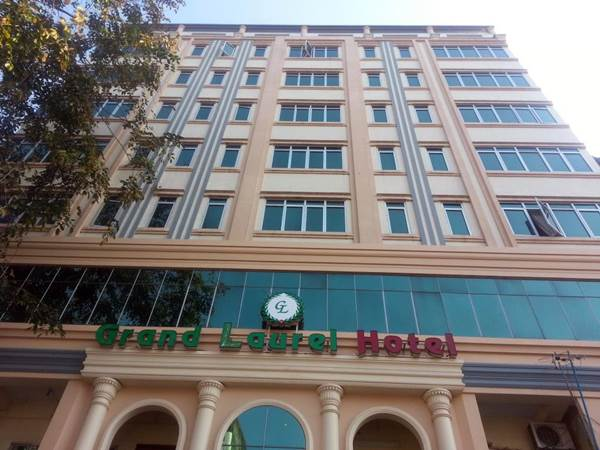 Grand Laurel Hotel, Rangoon
