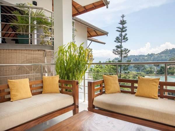 Hotel Senani i Kandy