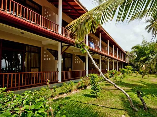 Paradise Beach Club i Mirissa