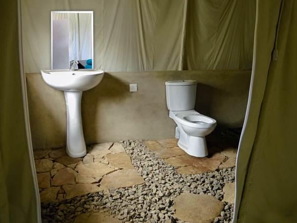 Wild Trails - Exempel på badrum