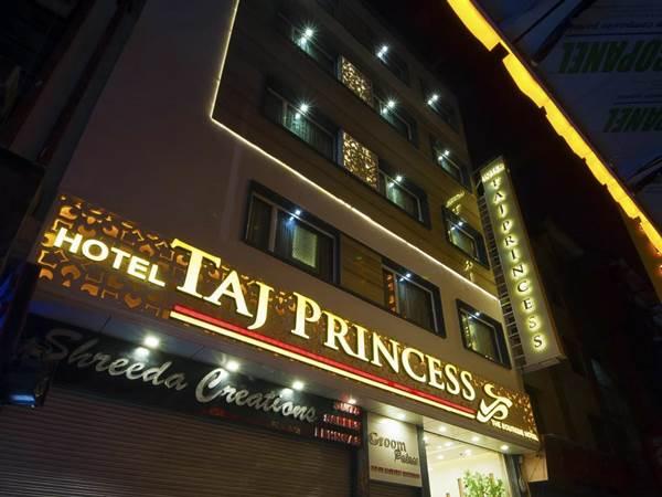 Hotel Taj Princess, Delhi