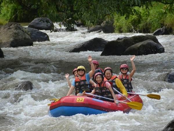 Ayung-floden