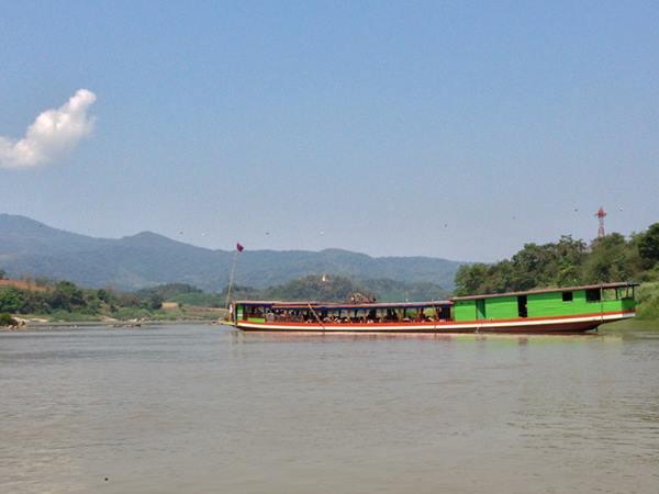 Flodbåt