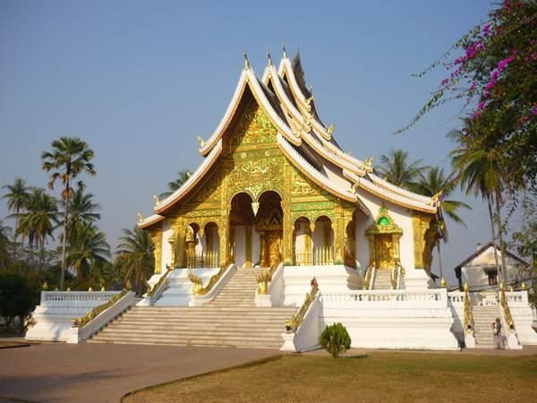 Haw Kham i Luang Prabang