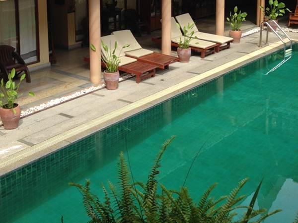 Ruean Thai Hotel i Sukhothai - poolen