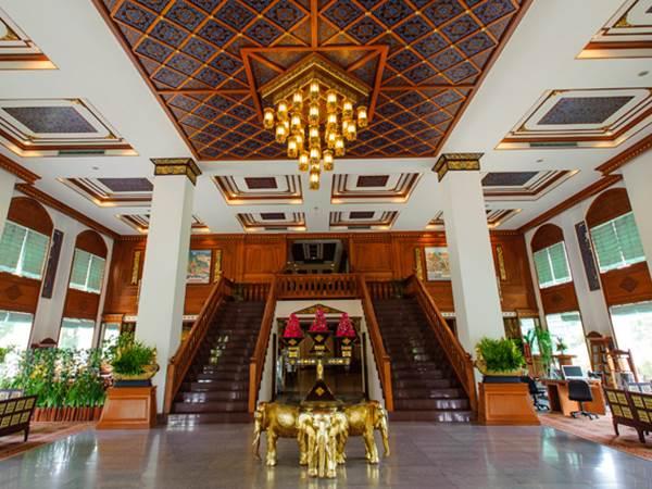 The Park i Chiang Mai - Lobbyn