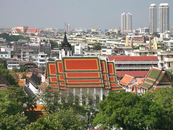 Välkommen till Bangkok!