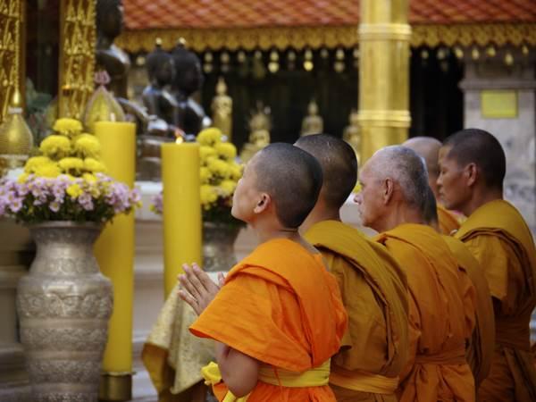 Wat Doi Sutpep i Chiang Mai