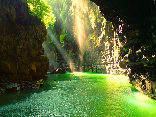 Green Canyon, Pangandaran