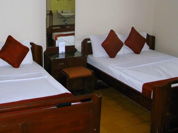Indah Palace - Exempel på rum
