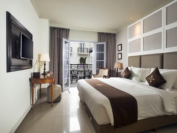 Indies Heritage Hotel - Exempel på rum