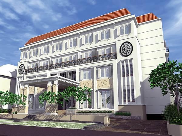Indies Heritage Hotel i Yogyakarta