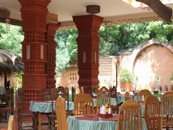 Kaday Aung Hotel - Restaurangen