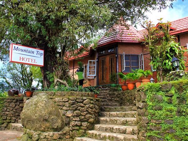 Mountain Top Hotel i Kyaiktho