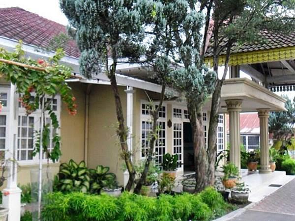 Natama Hotel i Sipirok