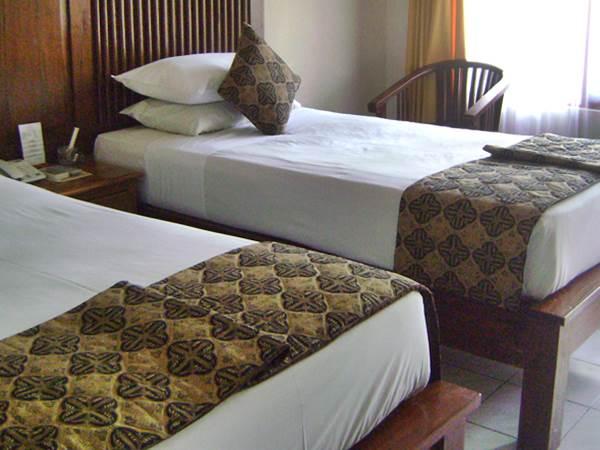 Puri Dalem Cottage - Exempel på rum