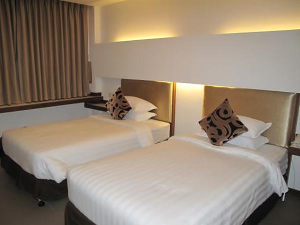 RGN City Lodge - Exempel på rum