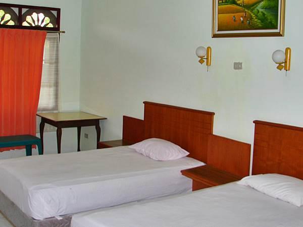 Rindu Alam - Exempel på rum
