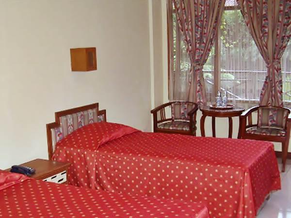Sukajadi Hotel i Bandung - Exempel på rum