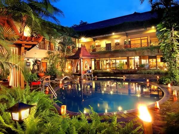Sukajadi Hotel i Bandung