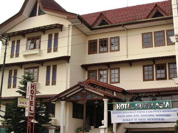 Surya Asia Hotel i Wonosobo