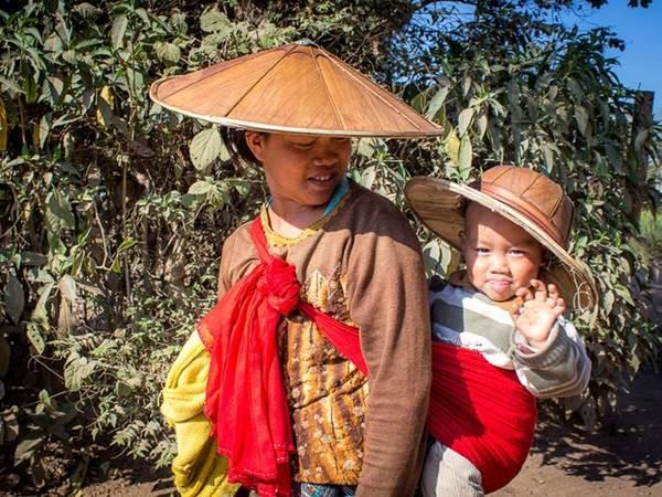 Trekking i Hsipaw