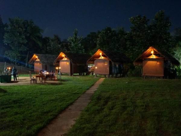 Athgira River Camp i Udawalawe