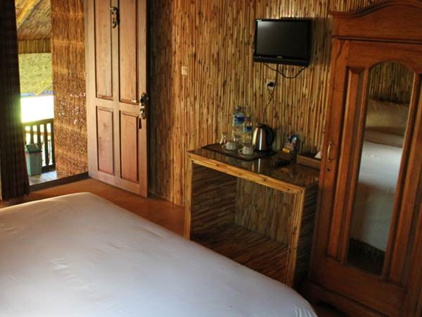 Centro Bajo Hotel - Exempel på rum