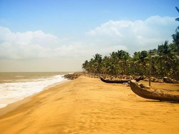 Cherai Beach i Kochi