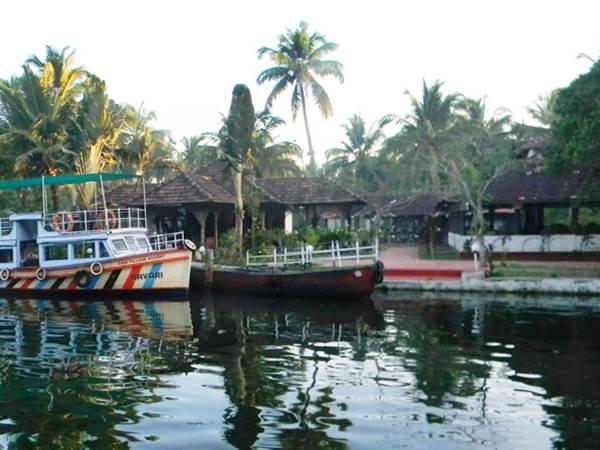 Coir Village Resort i Alleppey