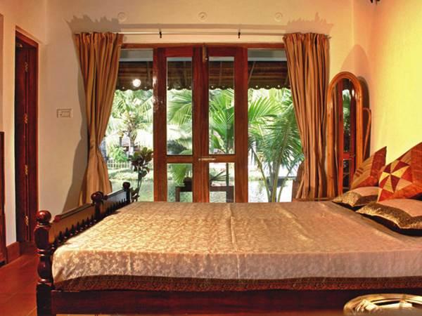Coir Village Resort - Exempel på rum