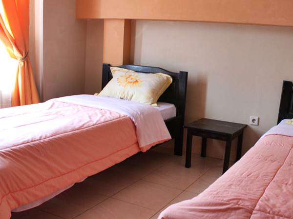 Edelweiss Hotel - Exempel på rum