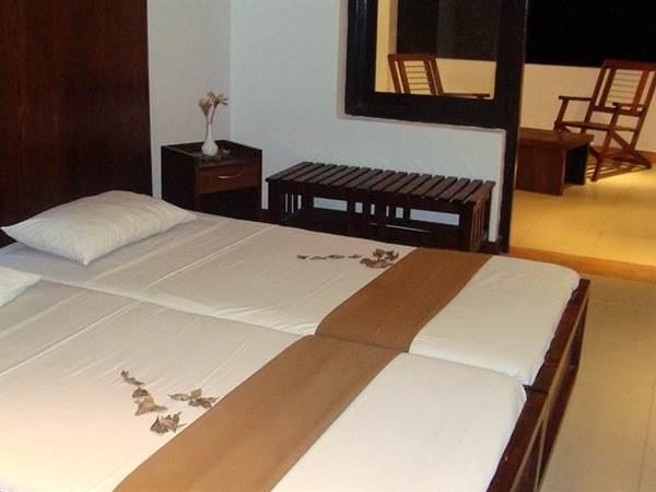 Golden Star Beach Hotel - Exempel på rum