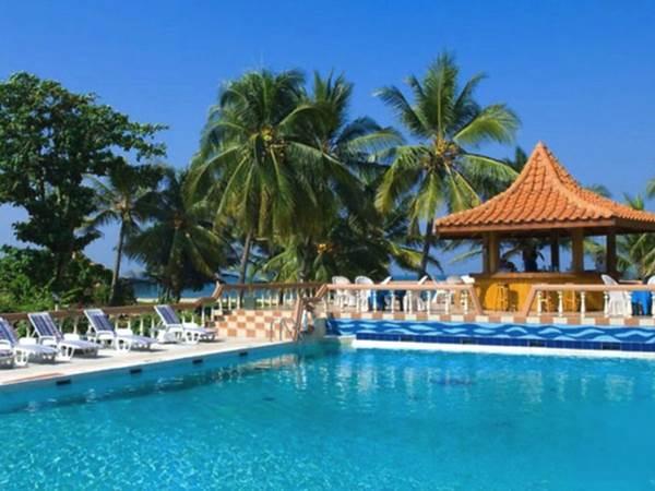 Golden Star Beach Hotel i Negombo