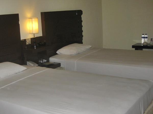 Grand Wisata Hotel - Exempel på rum