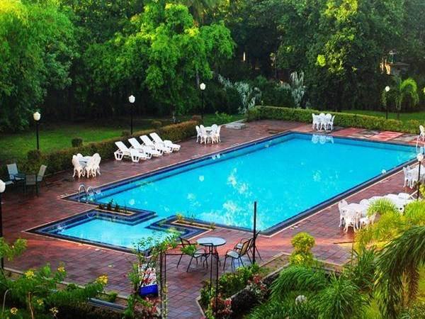 Heritage Hotel i Anuradhapura