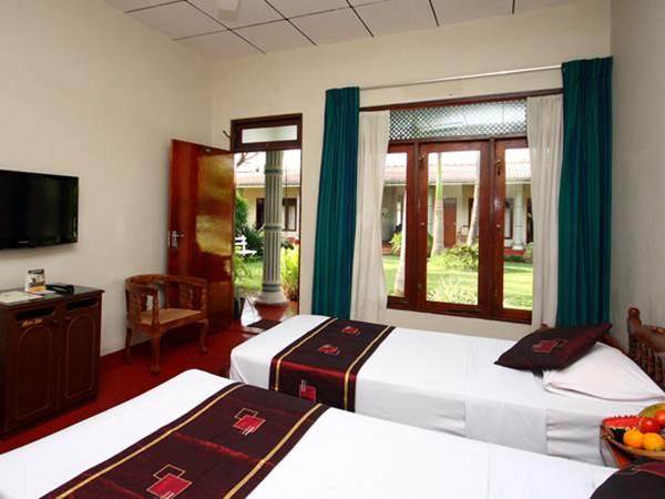 Hotel Chandrika - Exempel på rum