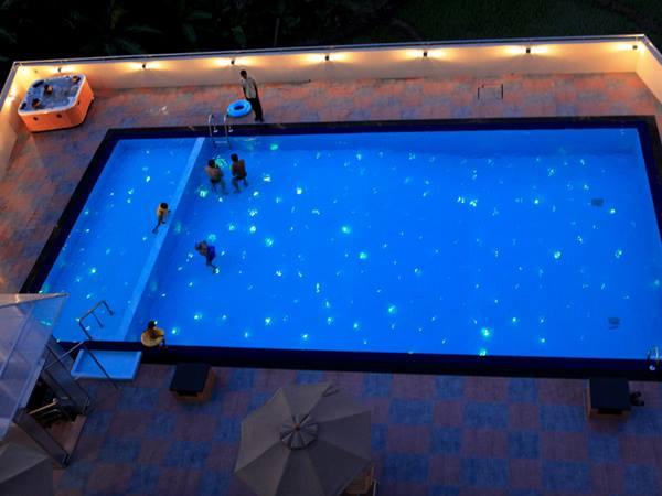 Hotel Devon i Kandy