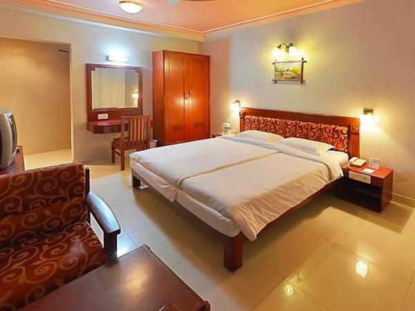 Hotel Gnanam - Exempel på rum