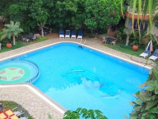 Hotel Mahabs i Mamallapuram