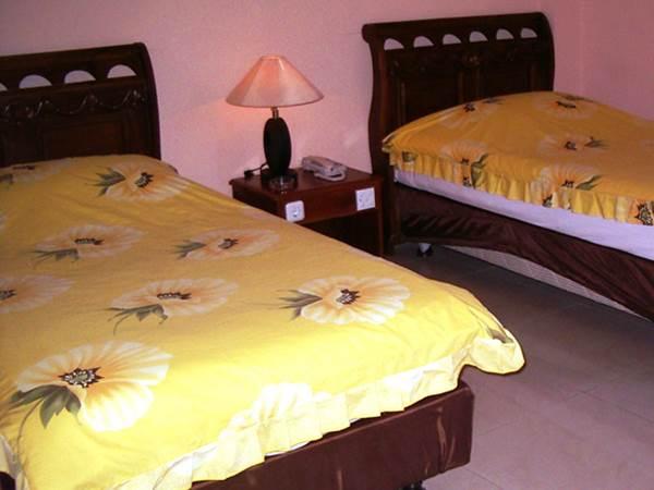 Lambitu Hotel - Exempel på rum