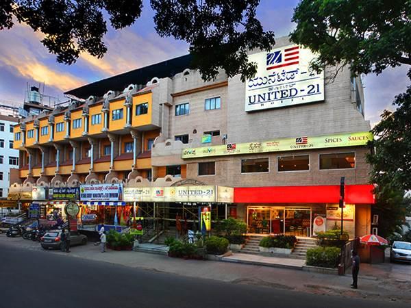 United-21 i Mysore