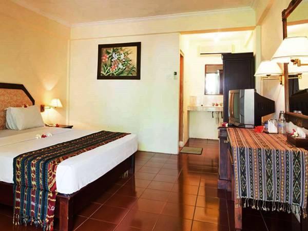 Aditya Beach Hotel - Exempel på rum