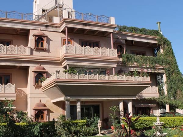 Hotel Master Paradise i Pushkar