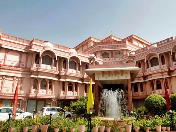 Raj Vilas Hotel i Bikaner