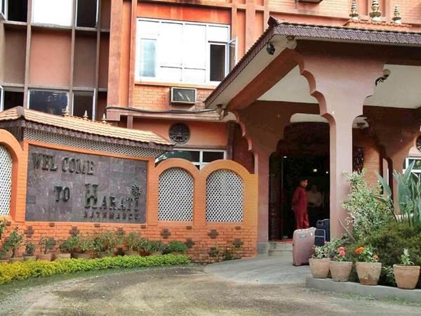 Hotel Harati i Kathmandu