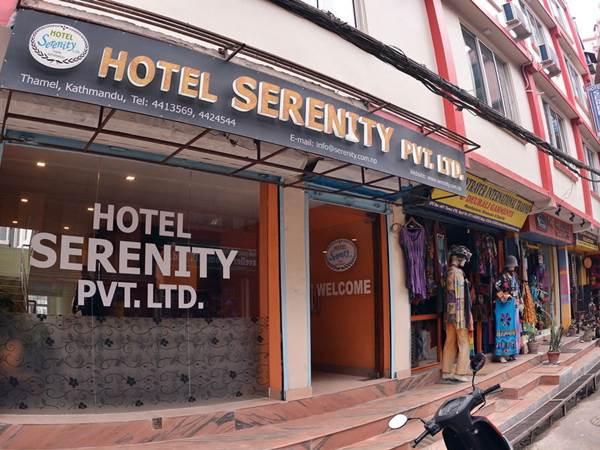 Hotel Serenity i Kathmandu
