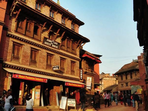 Sunny Guest House i Bhaktapur
